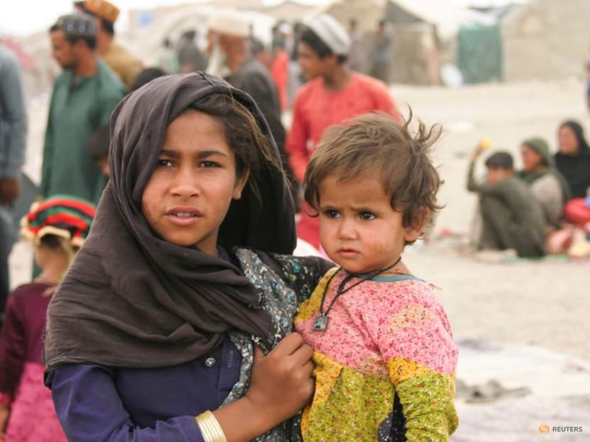 Drought leaves Afghans hungry as economic collapse looms: UN