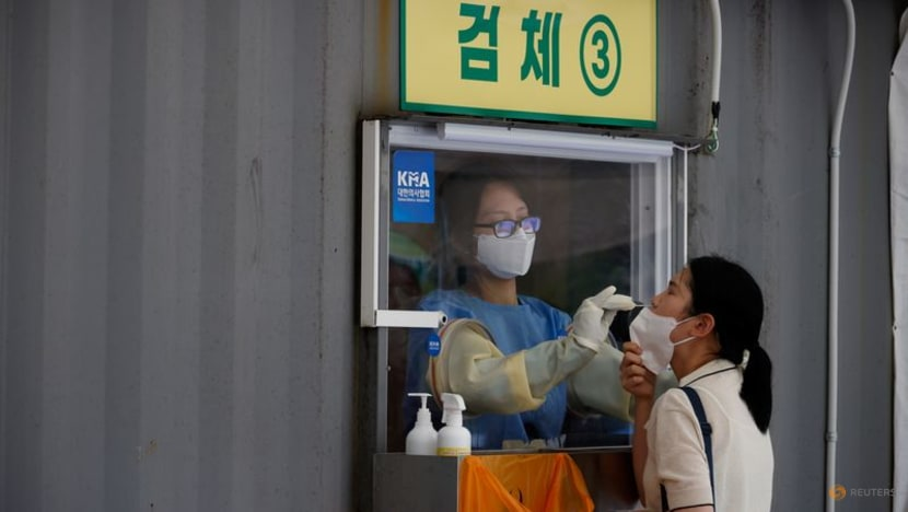 South Korea urges more testing over fear of holiday COVID-19 surge