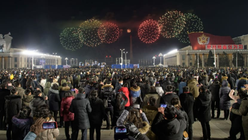 Kim Jong Un, in New Year letter, thanks North Koreans for support 'in difficult times'