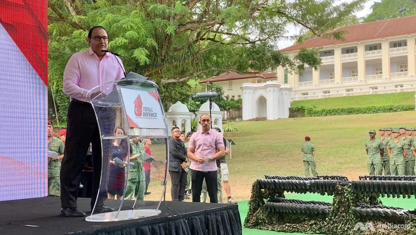 Don't forward fake news, use strong passwords: S Iswaran on putting Digital Defence into action