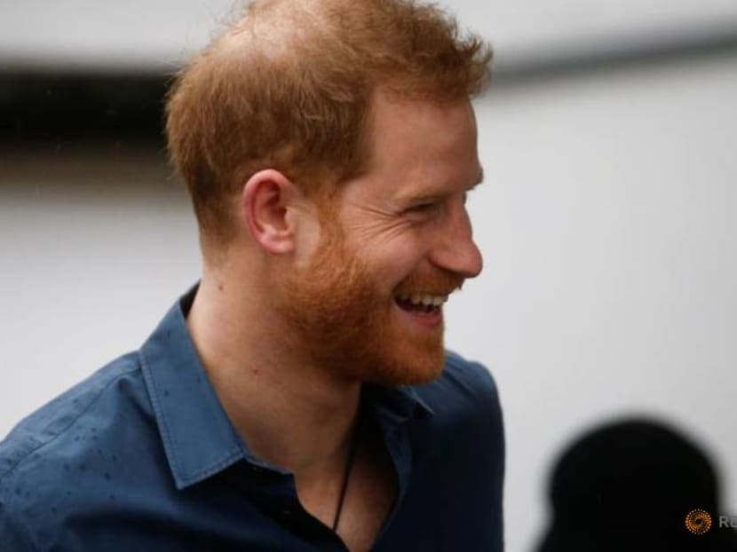 """Time to """"reimagine"""" travel industry, UK's Prince Harry says"""