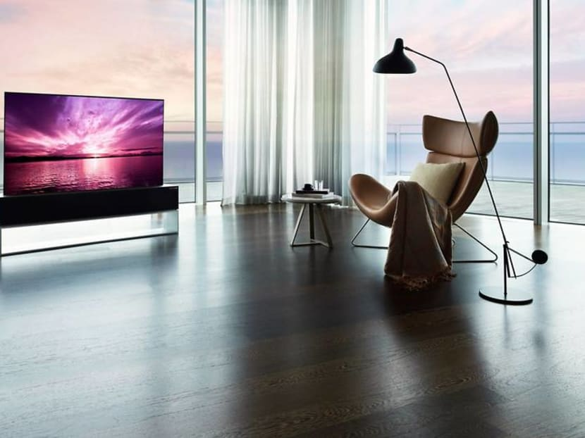 LG's 'world-first' rollable TV goes on sale – for an eye-watering US$87,000