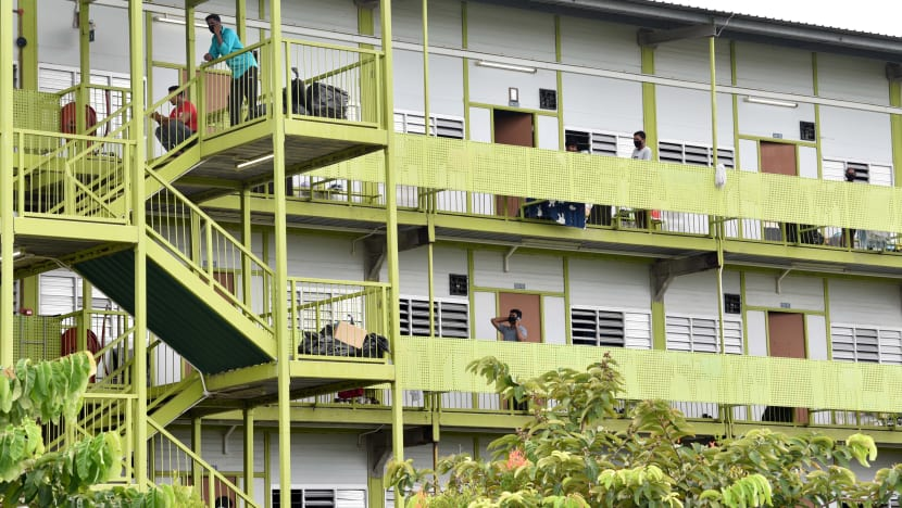 Dormitory residents who have recovered from COVID-19 no longer exempt from routine testing