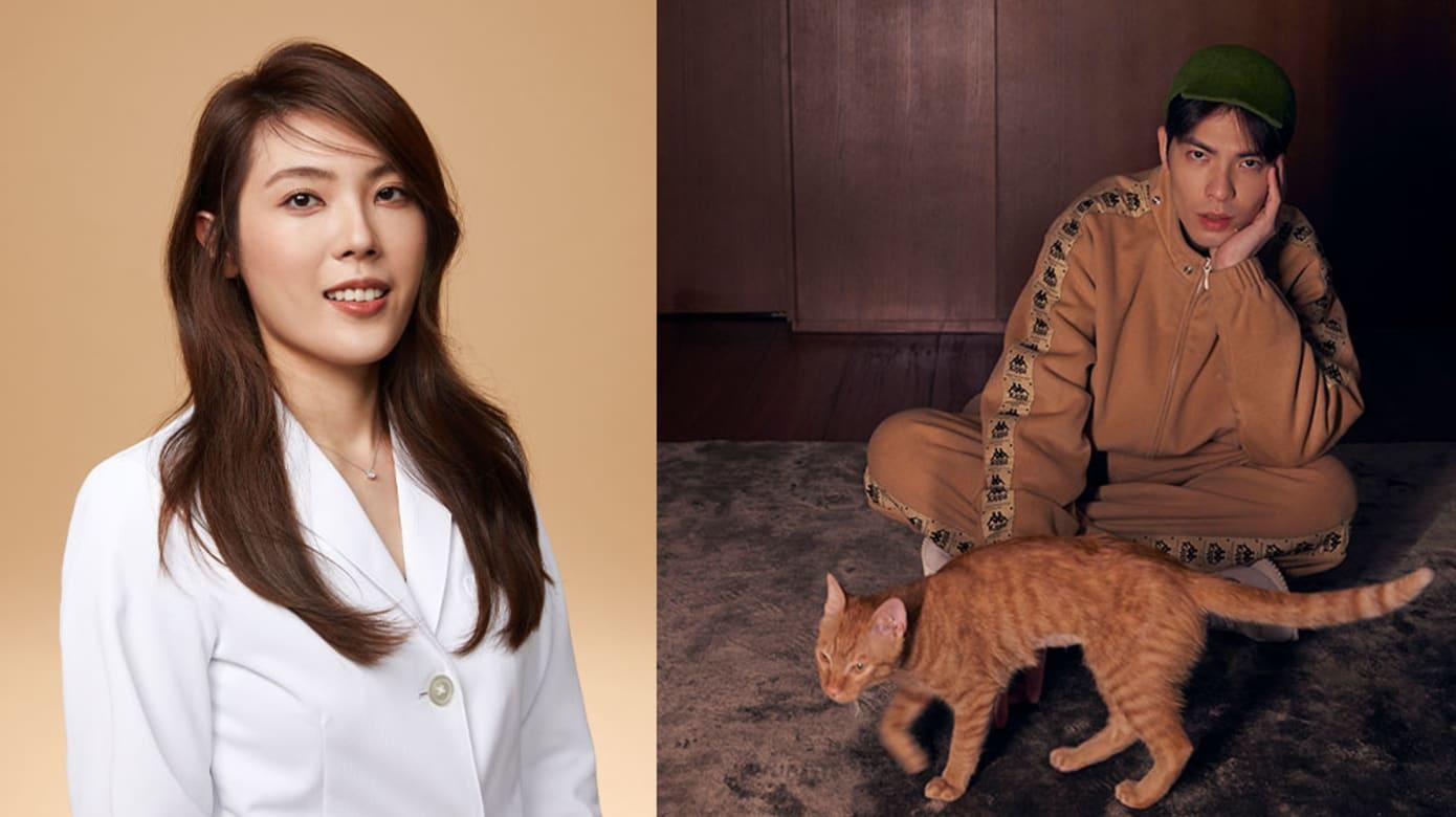 萧敬腾、理科太太线上座谈会 探讨现今网络文化