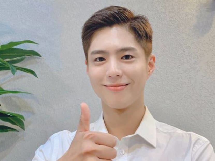 Popular Korean actor Park Bo-gum is headed to the Navy for military service