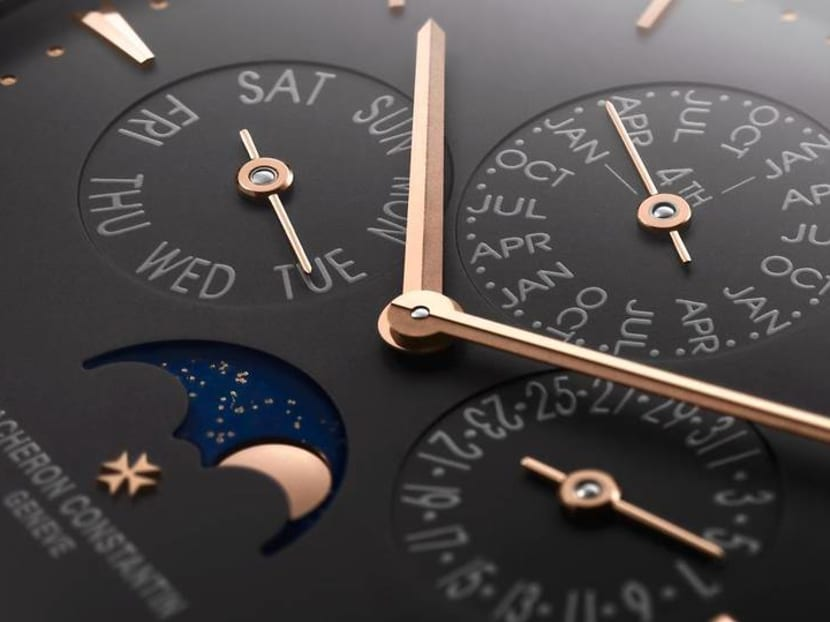 What are calendar watches?