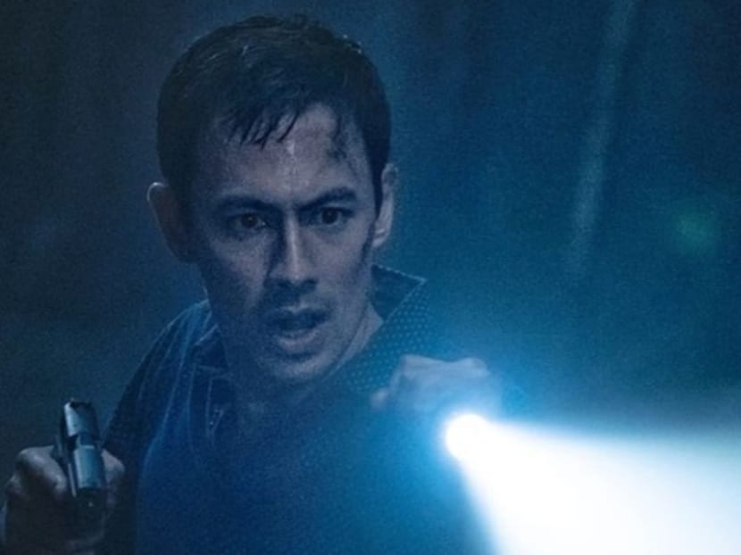 George Young's shirtless scene got cut from Malignant – but you can see it on Instagram