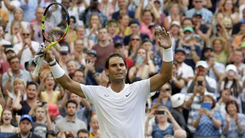 Tennis: Nadal teaches Kyrgios lesson at Wimbledon, champion Kerber knocked out