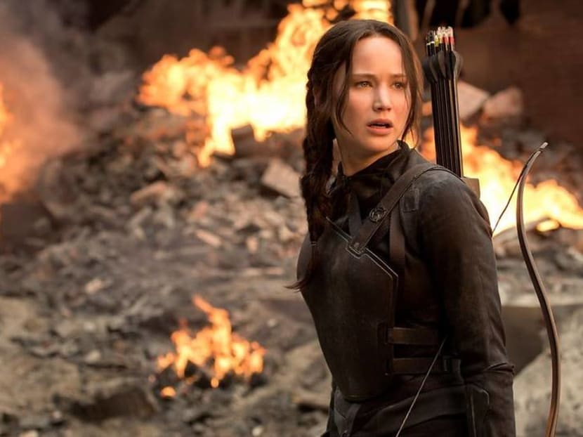 The odds are in our favour: There's a new Hunger Games film in the works