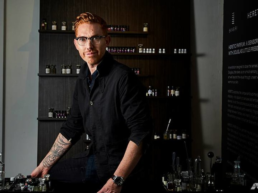 The man championing natural perfumes before it became a buzzword
