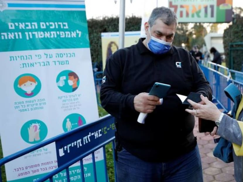 New normal? 'Green Pass' opens music concert to vaccinated Israelis