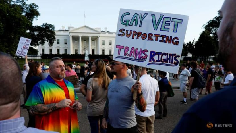 Biden to repeal Trump's ban on transgender people joining military