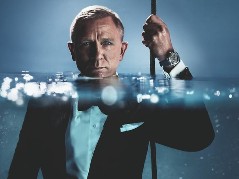 The James Bond watch turns 25 this year, with an exhibition at ION Orchard