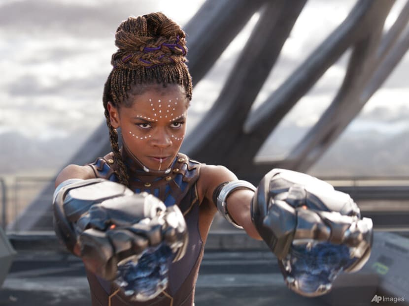 Black Panther star Letitia Wright injured filming stunt for sequel