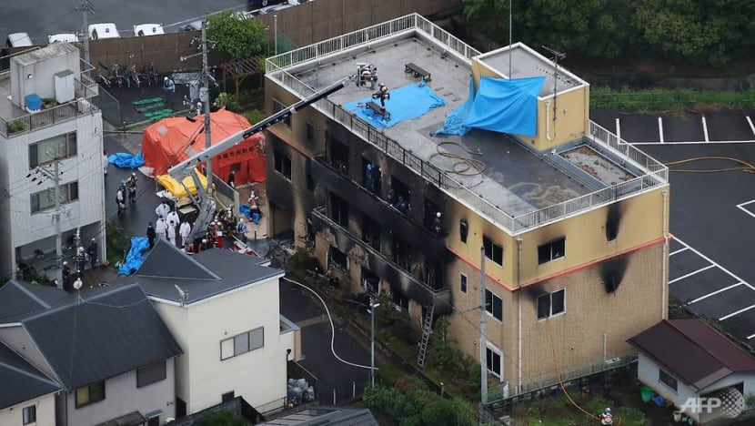 Deadly Kyoto fire: What we know about the suspected arson attack