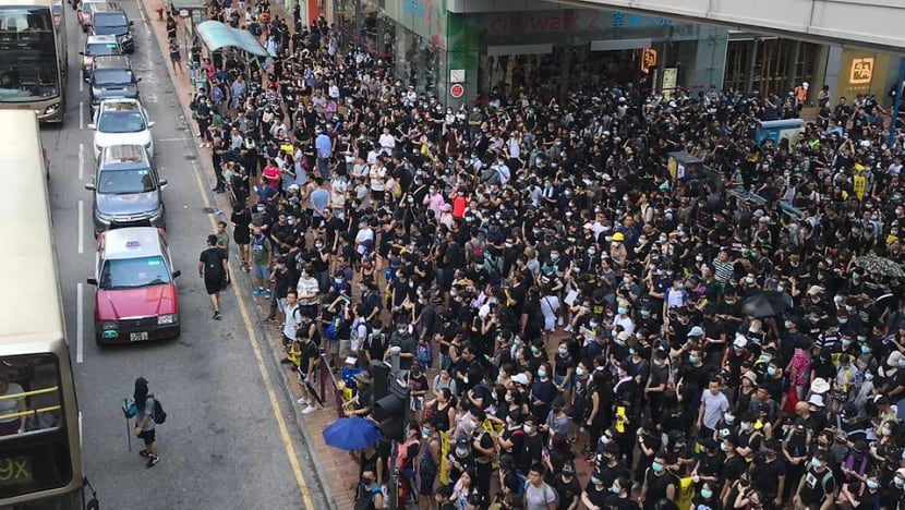 'Hong Kong has no future like this': Singaporeans living in Hong Kong share their concerns about escalating protests