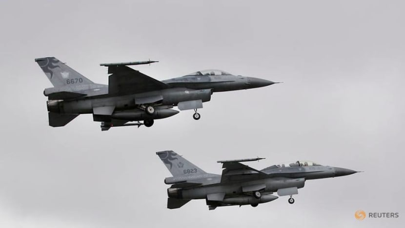 Commentary: Fighter jet sales to Taiwan and the complex US-China balance of power