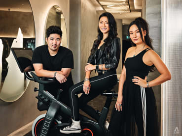 Meet the three siblings building Singapore's own fitness empire