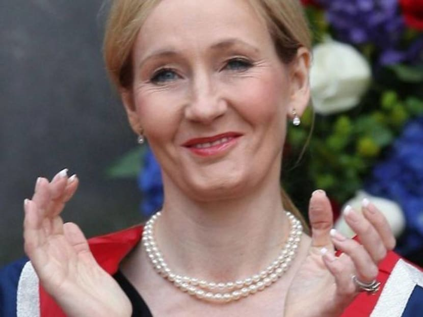 JK Rowling donates S$1.77 million to aid homeless and domestic abuse victims