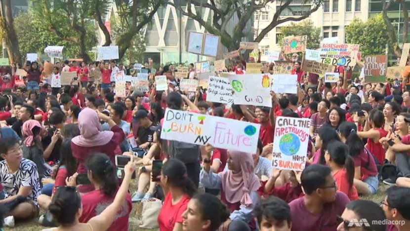 Commentary: Work of Singapore climate activists has only just begun