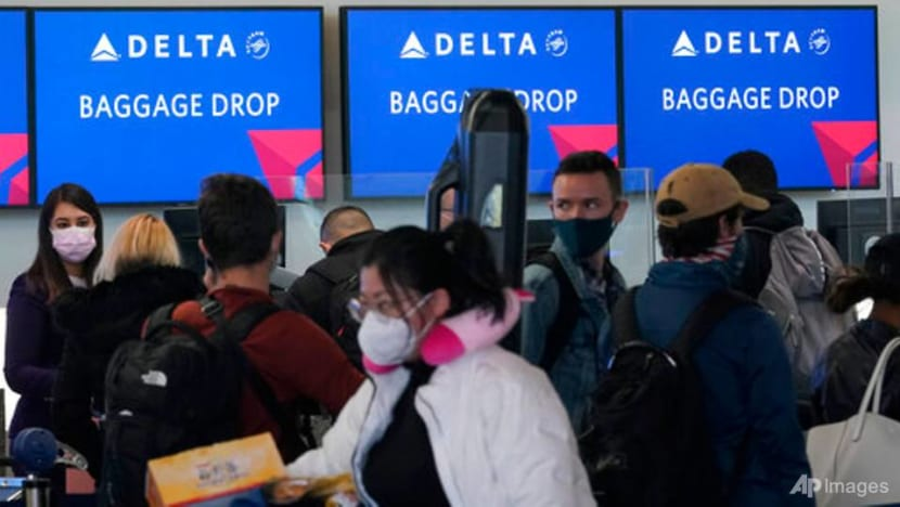 COVID-19: Delta Air Lines to leave middle seats empty through April