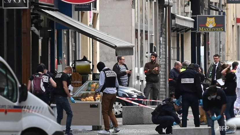 French police arrest three over Lyon blast