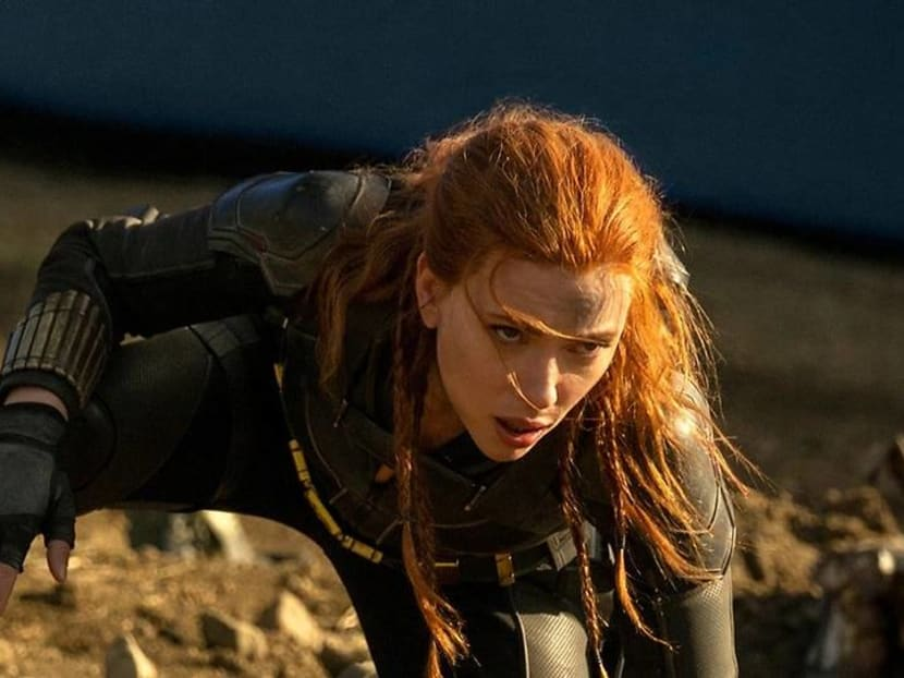 Scarlett Johansson reveals why she needed to scrap an early version of Black Widow