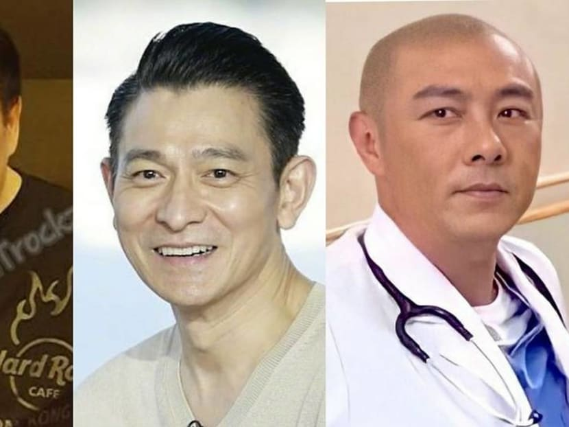 Andy Lau helped actors Dicky Cheung and Kent Cheng out of financial rut