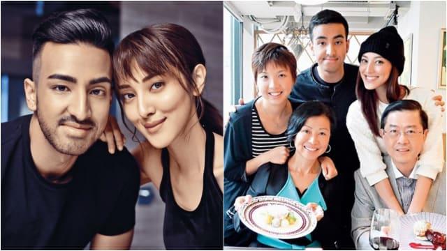 陈凯琳与弟弟混血样貌惹议 妈妈首揭原因