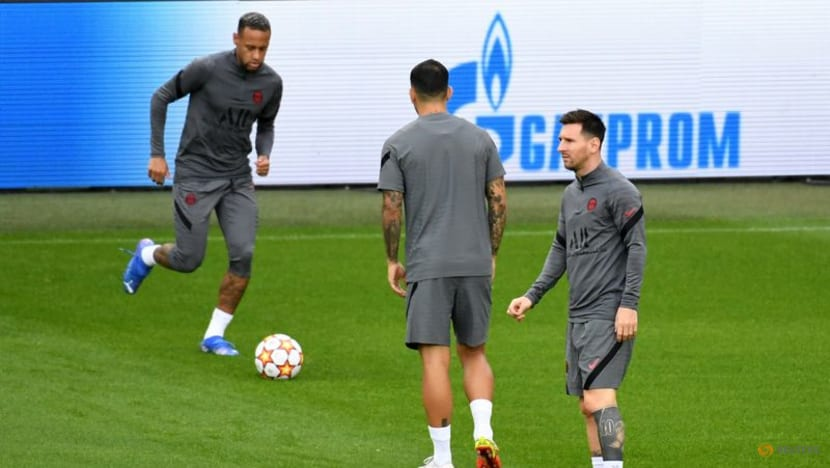 Football: Messi handed first PSG start with Mbappe and Neymar