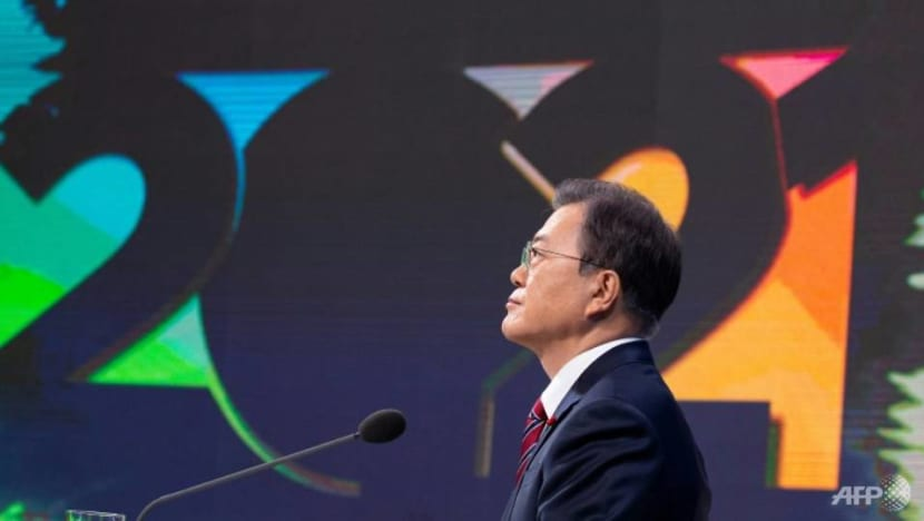 South Korea's president replaces PM, Cabinet ministers after local election defeat