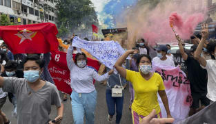 Myanmar to free more than 5,000 protesters after ASEAN snub