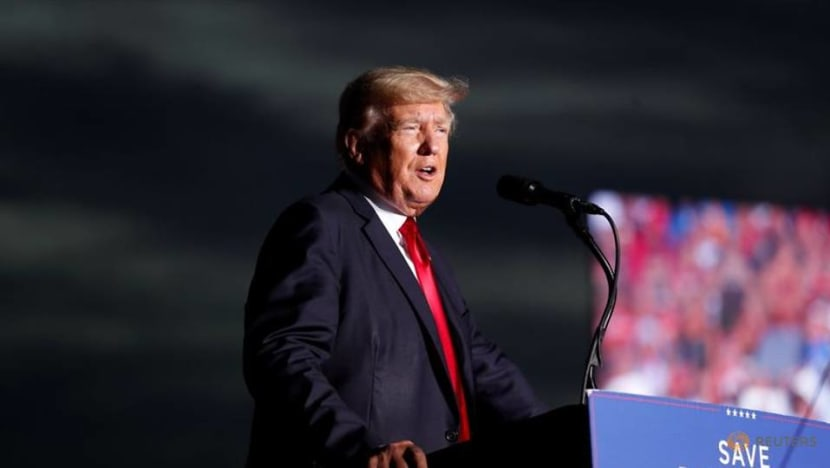 Trump says he is suing Facebook, Twitter and Google, claiming bias