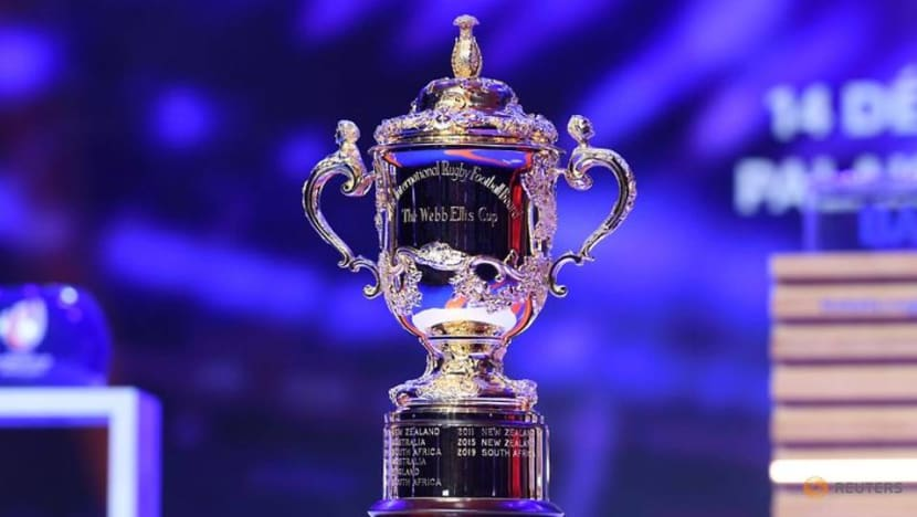 Rugby-Draw for the 2023 Rugby World Cup