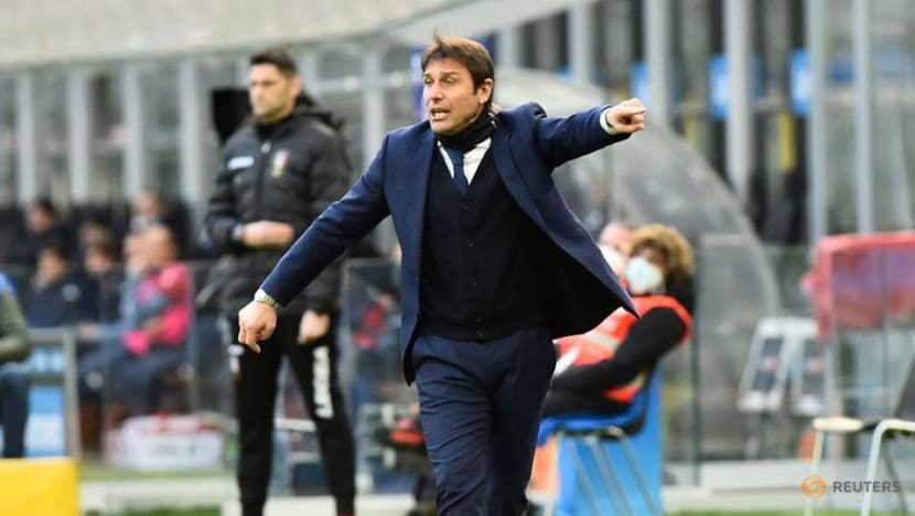 Football: Beating Juventus gave Inter Serie A title belief, says Conte