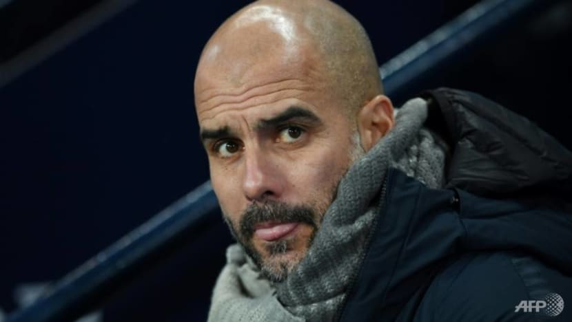 Football: Guardiola gearing up for 'terrible' fixture congestion in February
