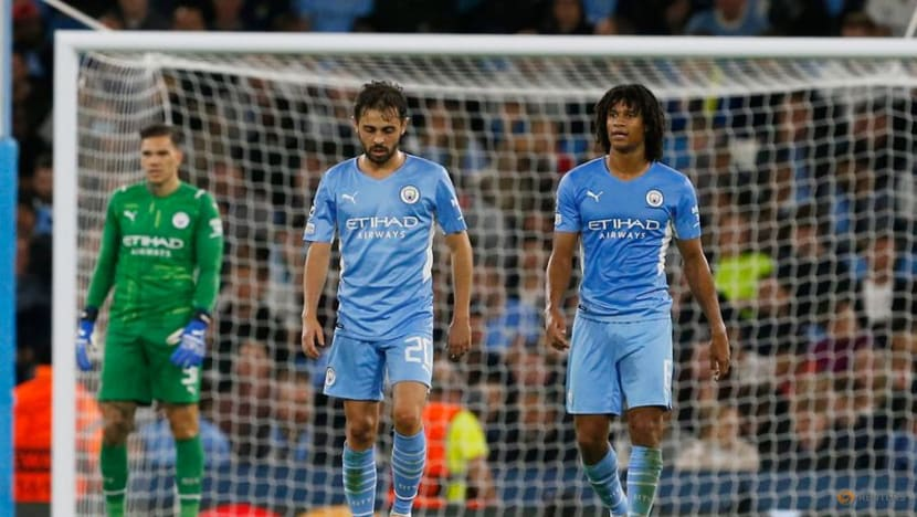 Football: City defender Ake says father died minutes after Champions League goal