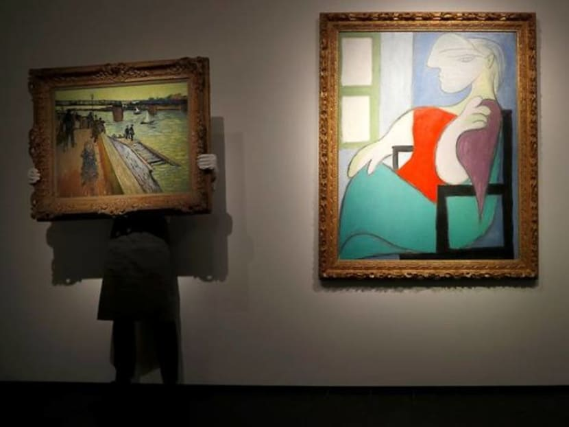 Picasso oil painting sells for over US$100 million at New York auction