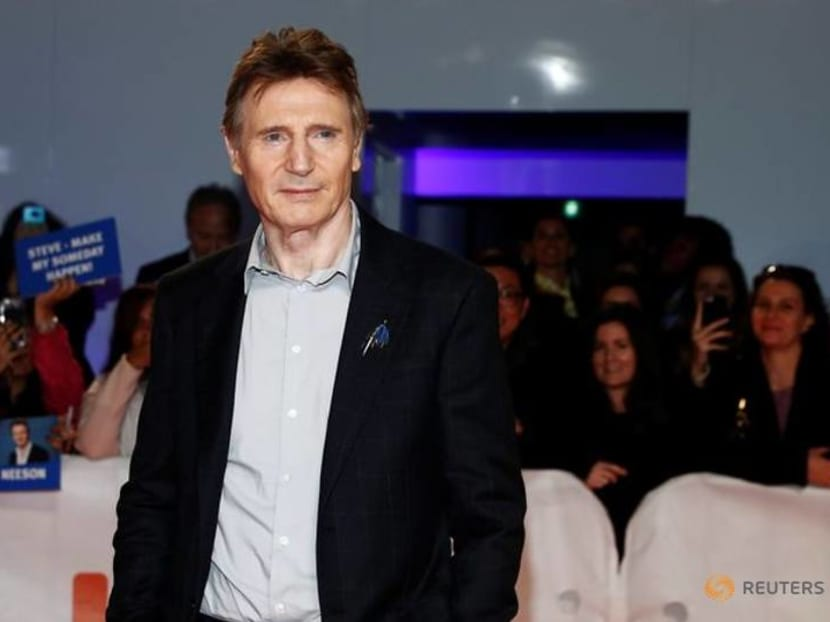 Liam Neeson's new thriller Honest Thief leads cratering US box office