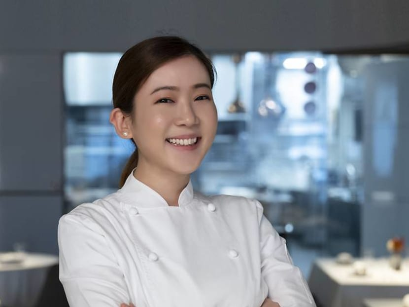 From Singapore to Taiwan: Asia's best pastry chef Angela Lai thanks mum for inspiration