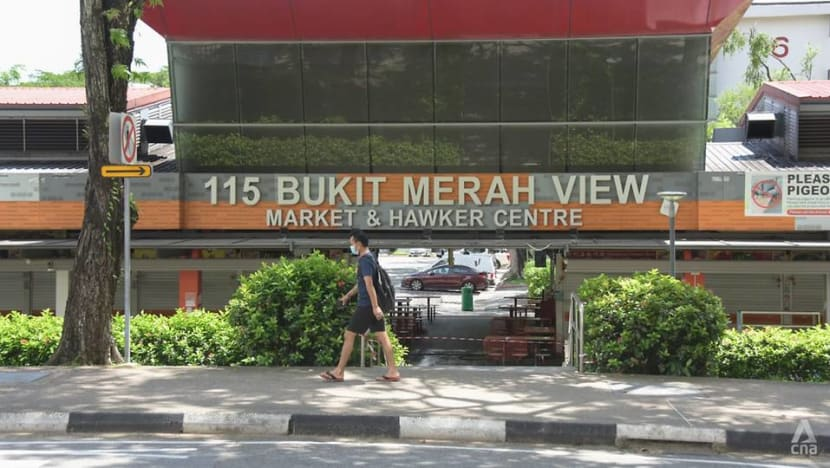 10 of 18 new community COVID-19 cases linked to Bukit Merah View market cluster