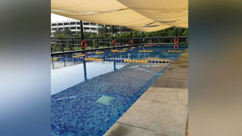 Chlorine powder discarded into sewer by swimming school in Jurong East