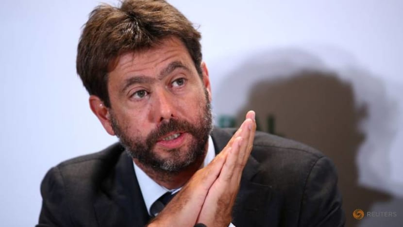 Serie A may revive media stake sale plan but only with higher valuation - Agnelli