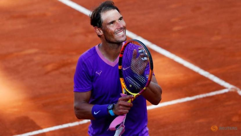Tennis: Few obstacles lie between Nadal and record 21st major