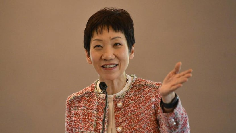 Expect more growth, job opportunities in the sustainability sector: Grace Fu