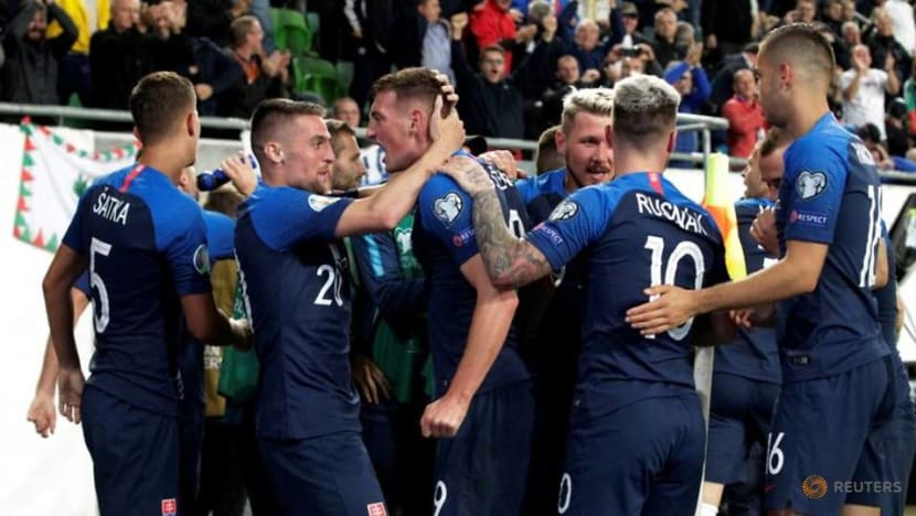 Football: Slovakia relying on old guard in second straight Euro finals
