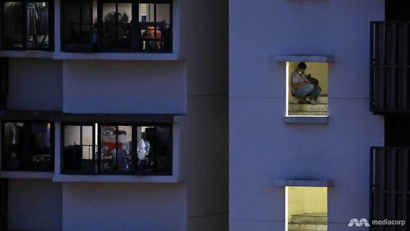 The Big Read: Grappling with isolation, migrant workers in dorms long for a return to the wider community