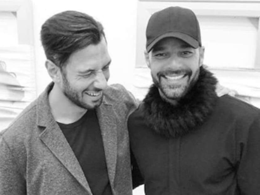 Third-time dad Ricky Martin wants 'four more pairs of twins'