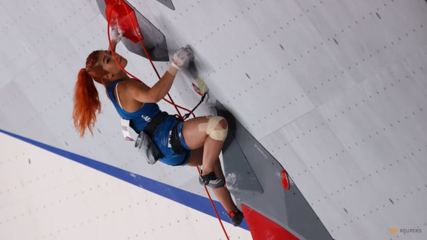 Climbing: Japan's Nonaka regroups after bruising bouldering Olympics qualifier