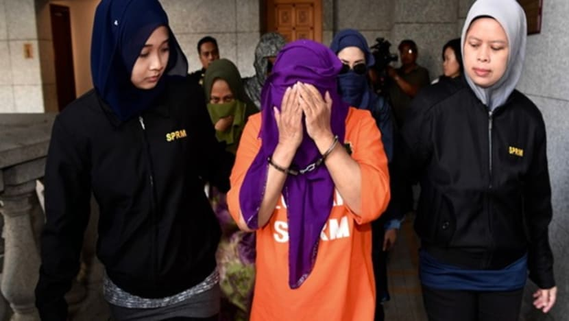 Malaysian ex-spy chief detained over theft of election funds